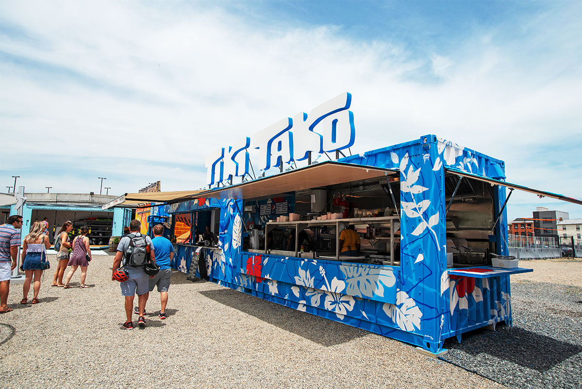 FOOD TRUCK VS. SHIPPING CONTAINER: WHY SHIPPING CONTAINER FOOD STANDS ARE BEST
